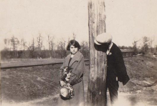 COP_3 Louis and Margaret 1 Railroad Tracks 1920.tiff