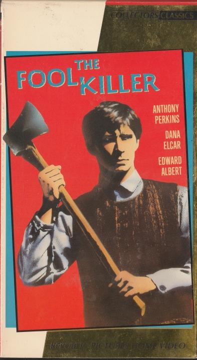 Fool Killer VHS
