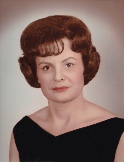 Olan Mills Unknown Color Portrait of Lady
