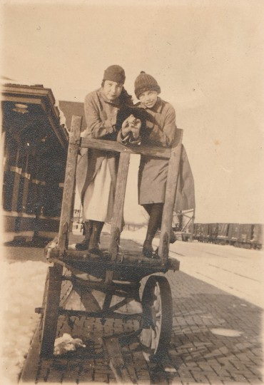 Railroadin circa 1915
