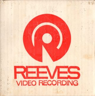 Reeves Video Recording Two Inch Quad Box