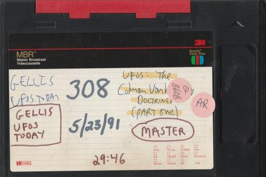 Umatic Videotape